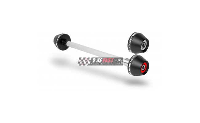 Crash Pady Osi Przedniej Womet-Tech Honda CBR 600RR 05- / CBR 650 2014- / CB 650 F 2014-