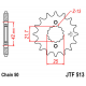 Zestaw napędowy DID ZVMX / JT Suzuki GSXR 1000 07-08