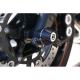 Crash Pady Osi Przedniej Womet-Tech Yamaha MT-09 2013-