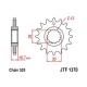 Zestaw napędowy DID ZVMX / JT Honda CBR 600 F4i 01-06
