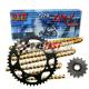Zestaw napędowy DID ZVMX / JT Honda CBF 1000 06-09