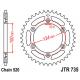 Zestaw napędowy DID ZVMX / JT Ducati Monster 696 08-14
