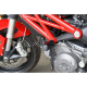 Crash pady Womet-Tech Endurance Ducati Monster 696 08-
