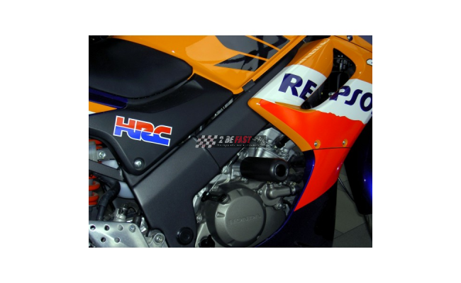 Crash pady Womet-Tech Endurance CBR 125 04-10
