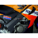 Crash pady Womet-Tech Endurance Honda CBR 125 04-10
