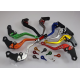 Krótkie sportowe dźwignie sprzęgła i hamulca Honda VTR 1000 F Firestorm 98-05