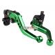 Krótkie sportowe dźwignie sprzęgła i hamulca Honda CBR 125 R 04-15
