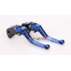 Krótkie sportowe dźwignie sprzęgła i hamulca Yamaha MT-09 13-15