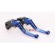 Krótkie sportowe dźwignie sprzęgła i hamulca Aprilia RS 125 98-05