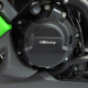 Kawasaki ZX10R 08-10 - zestaw osłon dekli silnika GB Racing