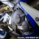 Suzuki GSXR 600 / 750 06-15 - zestaw osłon dekli silnika GB Racing