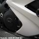 Suzuki GSXR 1000 05-08 - zestaw osłon dekli silnika GB Racing