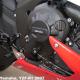 Yamaha R1 07-08 - zestaw osłon dekli silnika GB Racing