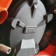 KTM RC8 / RC8-R 08-15 - zestaw osłon dekli silnika GB Racing
