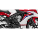 Honda CBR 650 F 14-15 - zestaw osłon dekli silnika GB Racing