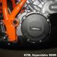 KTM 990 Supermoto / Super Duke 05-14 - osłona dekla sprzęgła GB Racing