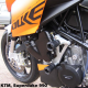 KTM 990 Supermoto / Super Duke 05-14 - osłona dekla alternatora GB Racing