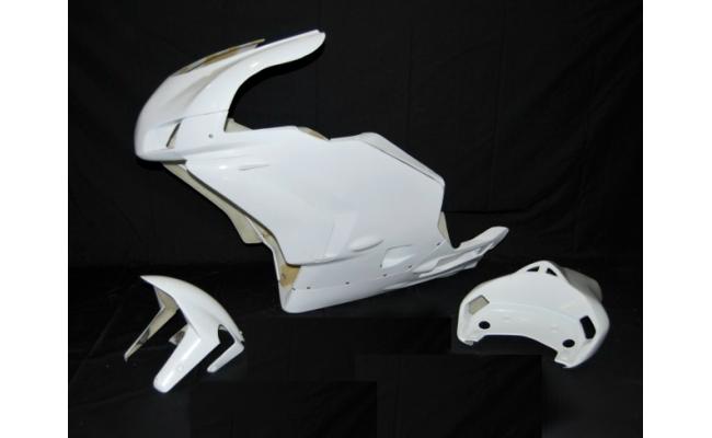 Ducati 749 / 999 - owiewki torowe