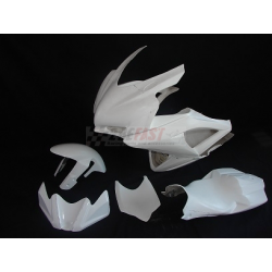 Suzuki GSXR 600 / 750 08-10 - owiewki torowe