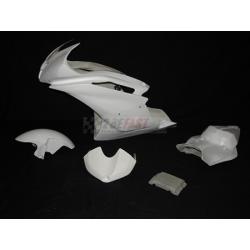 Yamaha R6 06-07 - owiewki torowe