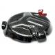 BMW S1000RR / HP4 09-14 - carbon - osłony dekli silnika