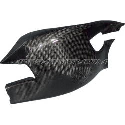 Ducati 848 / 1098 / 1198 - carbon - osłona wahacza