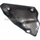 Ducati 848 / 1098 / 1198 - carbon - osłona rury układu wydechowego