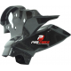 Kawasaki ZX10R 11-14 - carbon - wlot powietrza ze stelażem zegarów