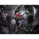 Yamaha R1 09-14 - carbon - osłony dekli silnika