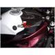 Yamaha R1 09-14 - carbon - nakładka zbiornika / ariboxa