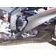 Yamaha R6 08-15 - carbon - osłony dekli silnika