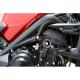 Crash pady Womet-Tech Endurance Triumph Street Triple 675 07-
