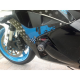 Crash pady Womet-Tech Extreme Honda CBR 600RR 2009- (PC40)