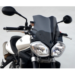 Triumph Speed Triple 1050 2011-2015 - szyba naked