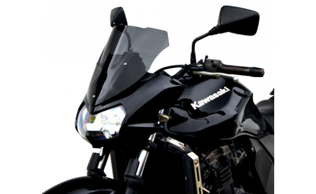 Kawasaki Z750 2003-2006 - szyba racing (Double Bubble)