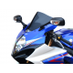 Suzuki GSXR 1000 K7 K8 - szyba racing (Double Bubble)