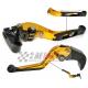 Łamane regulowane dźwignie sprzęgła i hamulca Honda CBR 125 R 04-16