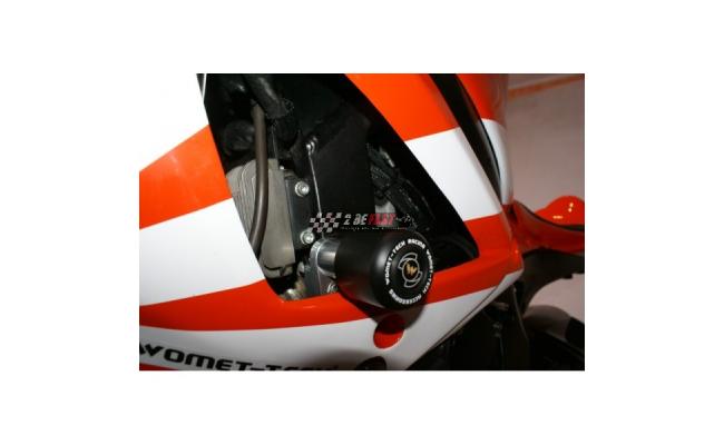 Crash pady Womet-Tech Endurance Street Suzuki GSX-R 600 06-10