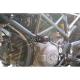 Crash pady Womet-Tech Endurance Race Ducati Hypermotard 796 07-11