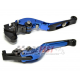 Łamane regulowane dźwignie sprzęgła i hamulca Ducati Hypermotard 821 13-16