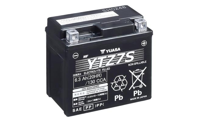 Akumulator YUASA YTZ 7S