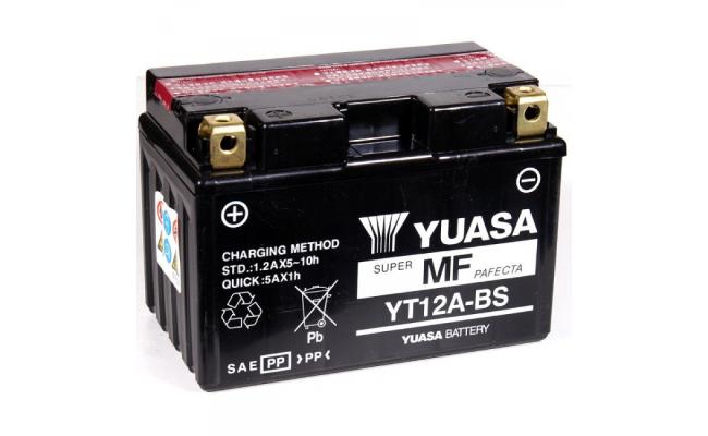Akumulator YUASA YT12A-BS