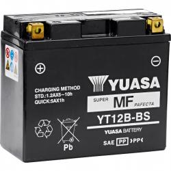 Akumulator YUASA YT12B-BS