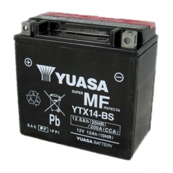 Akumulator YUASA YTX14-BS