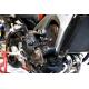 Crash pady Womet-Tech Endurance Race Yamaha MT-09