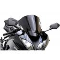 Kawasaki ZX6R 2009-2012 - szyba racing (Double Bubble)