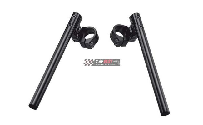 Kierownice regulowane CLIP-ON 55mm ACCEL