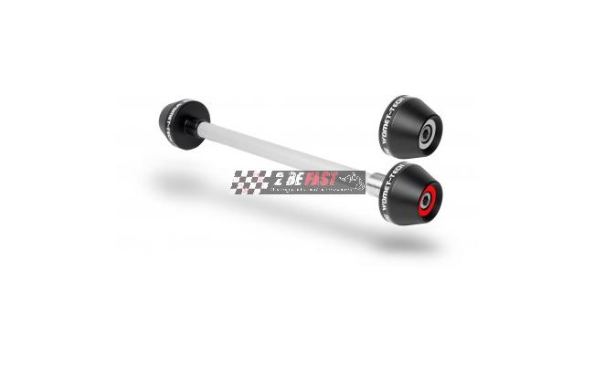 Crash Pady Osi Przedniej Womet-Tech Ducati 748 / 749 / 916 / 996 / 999 / Monster 00- / Hypermotad 1100 07- / Monster 696 08-