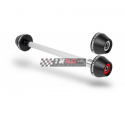 Crash Pady Osi Przedniej Womet-Tech Ducati 748 / 749 / 916 / 996 / 999 / Monster 620 / Hypermotad 1100 07- / Monster 696 08-
