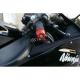 Końcówki (ciężarki) kierownicy Womet-Tech Kawasaki ZX10R